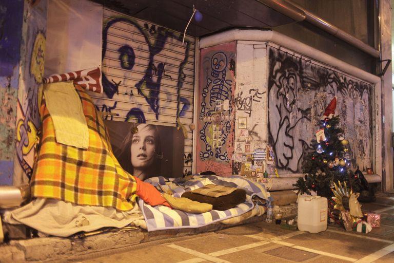 Άστεγοι: Ο... «αόρατος»πληθυσμός της Ελλάδας   tanea.gr