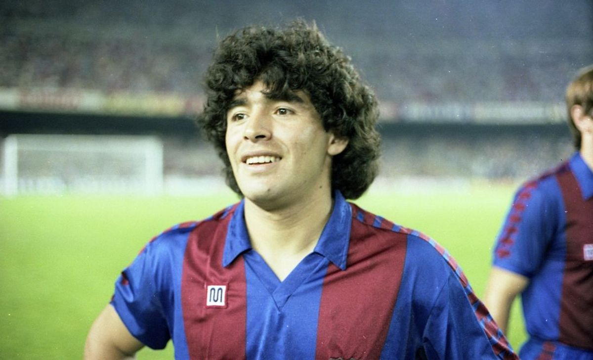 The big read: Maradona, the FC Barcelona years