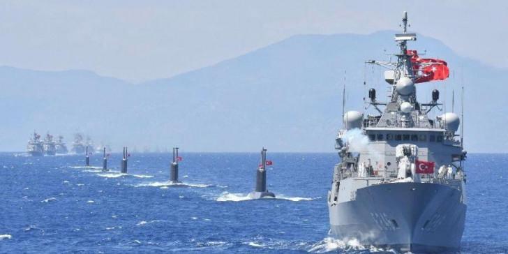 Το γελοίον των τουρκικών NAVTEX