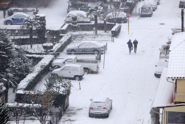 Καιρός – «Μήδεια» : Έπεσαν τα πρώτα χιόνια – Πότε θα «χτυπήσει» την Αττική