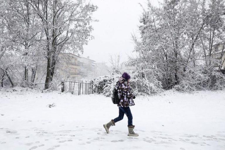 Καιρός – «Μήδεια» : Καταφθάνει με άγριες διαθέσεις – Πού θα χιονίσει