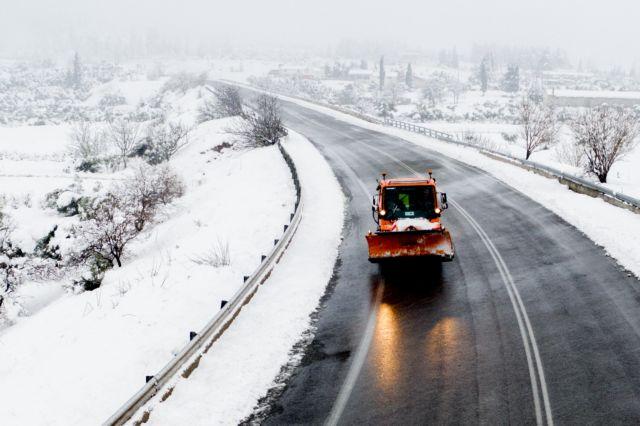 Κακοκαιρία «Μήδεια» : Τα χιόνια θα κατέβουν μέχρι τις ακτές τις Αττικής