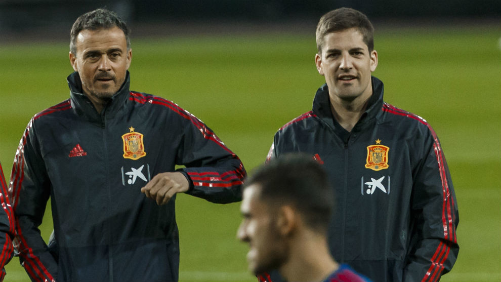 Spain: The reason behind the split between Robert Moreno and Luis Enrique | MARCA in English